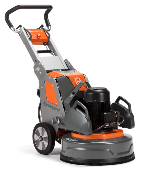 Husqvarna PG 540 - Rocket Supply - Industrial Concrete Floor Grinder