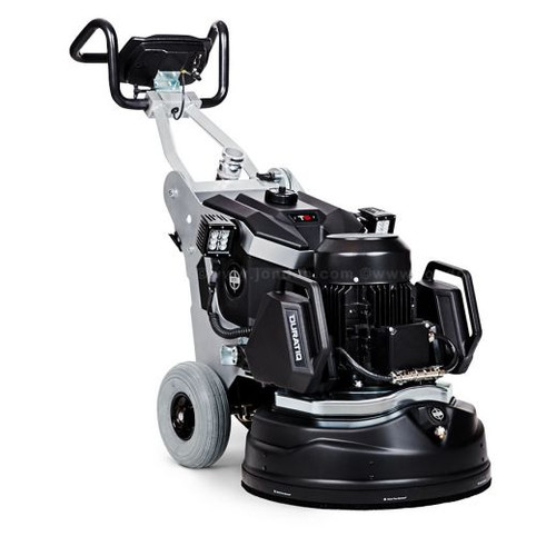 Jon-Don HTC DURATIQ™ T5 Floor Grinder, Three‑Head