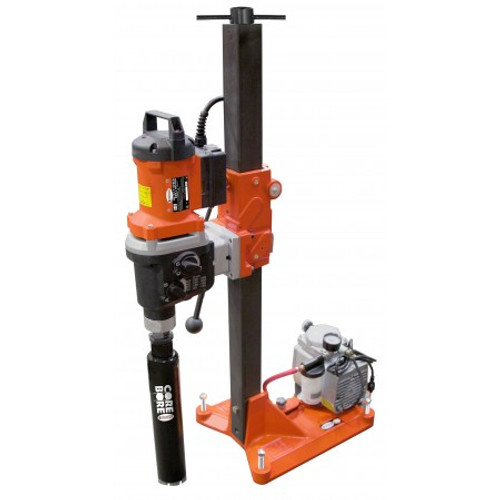 Diamond Products M-1 Complete Core Drill Rig - Rocket Supply - Concrete and Stone Tool Supply Store