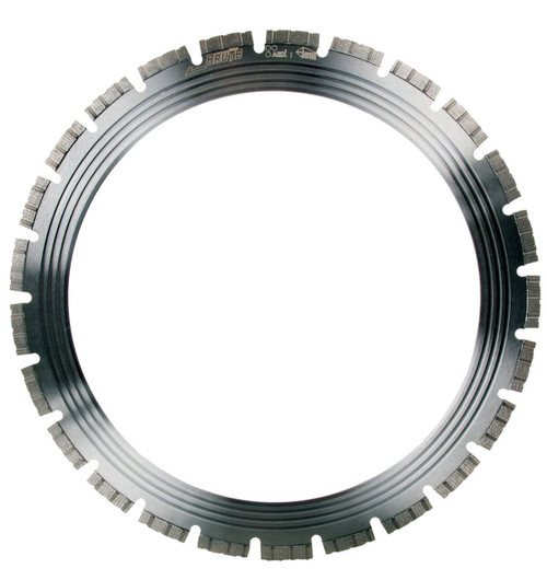 "Diteq Hycon 16"" Ring Saw Blade"