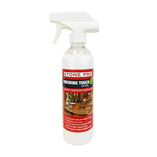 Stone Pro Finishing Touch Spray - Rocket Supply - Concrete and Stone Tool Supply Store