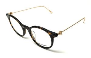 Mont Blanc MB0004O 002 Havana Men's Authentic Eyeglasses Frame 48 mm