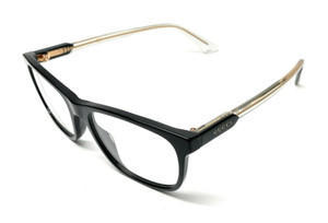 GUCCI GG0490O 005 Black Women's Authentic Eyeglasses Frame 53 mm