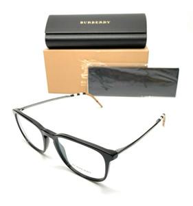 Burberry BE 2283 3001 Black Men's Authentic Eyeglasses Frame 54-19
