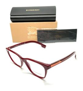 Burberry BE 2284 3760 Bordeaux Women's Authentic Eyeglasses Frame 51-18