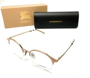 Burberry B 1328 1236 Beige Women's Authentic Eyeglasses Frame 51-20