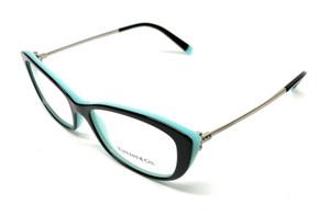New Tiffany & Co TF2178 8055 Black Women's Authentic Eyeglasses Frame 54-16