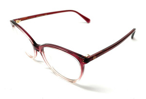 Gucci GG 0550-O 003 Red Women's Authentic Eyeglasses Frame 51-16-B2