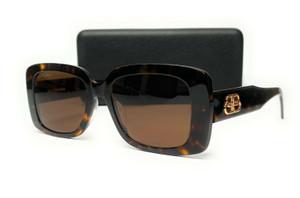 BALENCIAGA BB0048S 002 Havana Brown Women's Sunglasses 52 mm