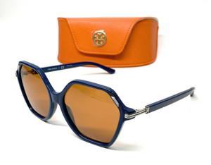 Tory Burch TY7139 178073 Dark Blue Women's Sunglasses 57 mm