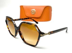 Tory Burch TY7139 17282L Tortoise Women's Sunglasses 57 mm