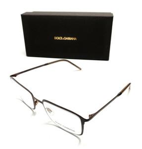 Dolce & Gabbana DG 1316 1320 Matte Brown Men's Authentic Sunglasses 49-21