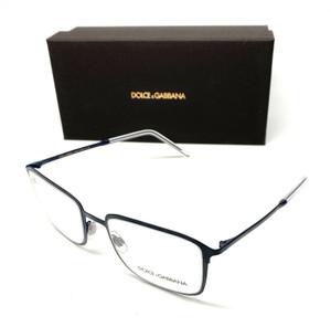 Dolce & Gabbana DG 1316 1280 Blue Men's Authentic Eyeglasses Frame 54-21