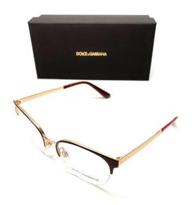 Dolce & Gabbana DG 1311 1333 Bordeaux Women's Authentic Eyeglasses Frame 52-18