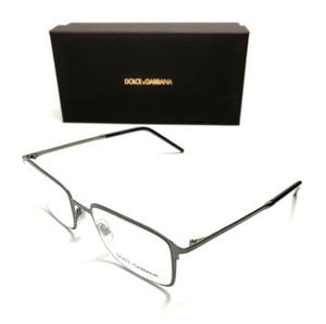 Dolce & Gabbana DG 1316 1286 Gunmetal Men's Authentic Eyeglasses Frame 52-21