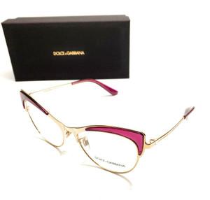 Dolce & Gabbana DG 1308 1754 Cherry Women's Authentic Eyeglasses Frame 55-16