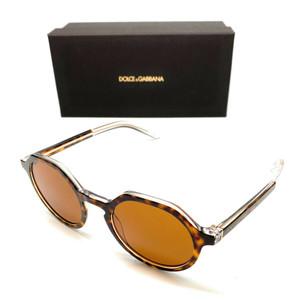 Dolce & Gabbana DG 4353 757/73 Havana Men Authentic Eyeglasses Frame 50-22