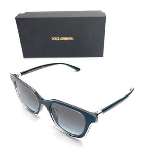 Dolce & Gabbana DG4362F 5383/8G Black Women Authentic Sunglasses 51 mm