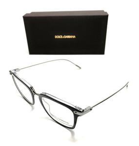 Dolce & Gabbana DG 3319 675 Black Men's Authentic Eyeglasses Frame 52-20