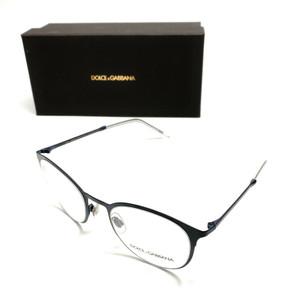 Dolce & Gabbana DG 1319 1280 Blue Men Authentic Eyeglasses Frame 51-21