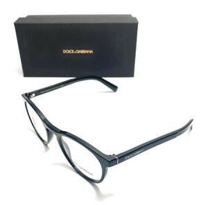 Dolce & Gabbana DG 3309 501 Black Men Authentic Eyeglasses Frame 52-21