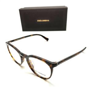Dolce & Gabbana DG 3269-F 502 Havana Men Authentic Eyeglasses Frame 51-21