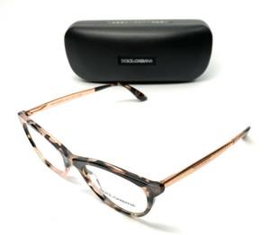 Dolce & Gabbana DG 3310 3120 Pearl Grey Women's Authentic Eyeglasses Frame 52-18