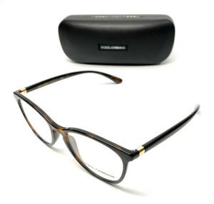 Dolce & Gabbana DG 5034 502 Havana Women's Authentic Eyeglasses Frame 51-17