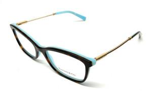 New Tiffany TF2169 8134 Havana Women's Authentic Eyeglasses Frame 53-17