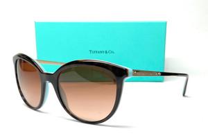 TIFFANY TF4117B 81343B Havana Women's Sunglasses 54 mm
