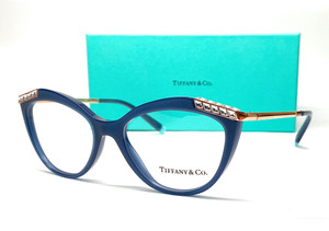 TIFFANY TF2198B 8315 Blue Women's Eyeglasses 51 mm