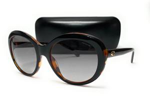 COACH HC8259 544611 Havana Women's Sunglasses 54 mm