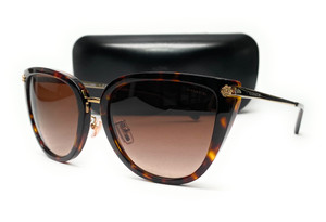 COACH HC8276 512013 Havana Women's Sunglasses 56 mm