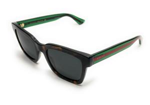 Gucci GG0001S 003 Havana Men's Authentic Sunglasses 52mm