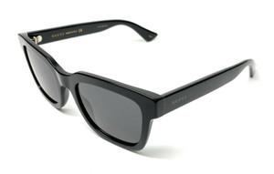 Gucci GG0001S 001 Black Men's Authentic Sunglasses 52mm