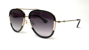 GUCCI GG0062S 006 Black Women's Sunglasses 57 mm