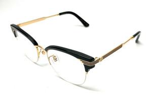 Gucci GG0201O 001 Black Women's Authentic Eyeglasses Frame 50 mm