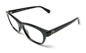 GUCCI GG0372O 001 Black Cat Eye Women's Eyeglasses 51 mm