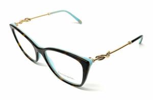 Tiffany TF2160B 8134 Havana Women's Authentic Eyeglasses Frame 52 mm