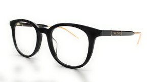 GUCCI GG0845OK 005 Black Square Men's Eyeglasses 53 mm