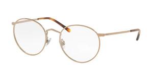 Ralph Lauren Polo PH1179 9334 Dark Rose Gold 48 mm Round Men's Eyeglasses