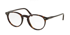 Ralph Lauren Polo PH2083 5003 Round Havana Men's 48 mm Eyeglasses