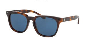 Ralph Lauren Polo PH4150 530380 Shiny Tortoise Rectangle Men's 54 mm Sunglasses