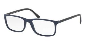 Ralph Lauren Polo PH2162 5605 Navy Blue Rectangle Men's 54 mm Eyeglasses