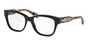 MICHAEL KORS MK4059 3005 Black Square Women's 52 mm Eyeglasses