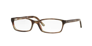 BURBERRY BE2073 3470 Spotted Grey Rectangle Women's 53 mm Eyeglasses