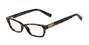 ARMANI EXCHANGE AX3008 8037 Tortoise Rectangle Women's 49 mm Eyeglasses