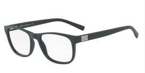 ARMANI EXCHANGE AX3034F 8196 Matte Green Square Men's 54 mm Eyeglasses