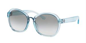 TORY BURCH TY9056U 17758E Seafoam Round Women's 56 mm Sunglasses