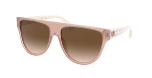 MICHAEL KORS MK2111 318413 Pink Pilot Women's 57 mm Sunglasses